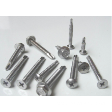 Aluminum Alloy Hexagon Screw bolts